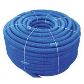 Porszívócső kék D38 - 1,1m/tag
